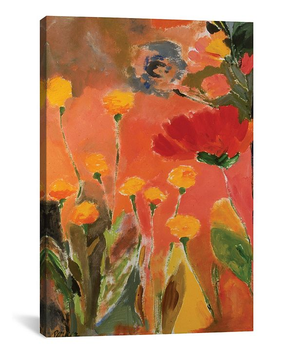 "iCanvas ""Dandelions"" By Kim Parker Gallery-Wrapped Canvas Print - 26"" x 18"" x 0.75"""