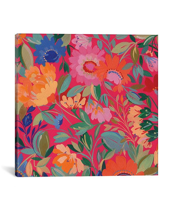 "iCanvas ""Mexican Garden"" By Kim Parker Gallery-Wrapped Canvas Print - 26"" x 26"" x 0.75"""