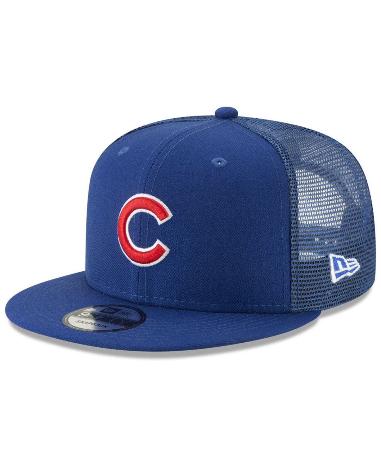 New Era Chicago Cubs All Day Mesh Back 9FIFTY Cap & Reviews - Sports Fan Shop By Lids - Men - Macy's