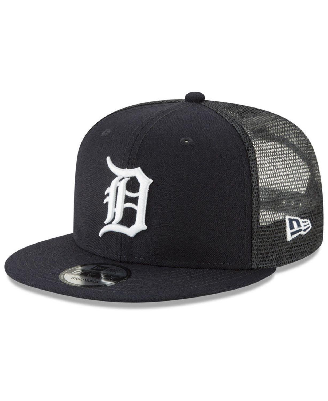 New Era Detroit Tigers All Day Mesh Back 9FIFTY Cap & Reviews - Sports Fan Shop By Lids - Men - Macy's