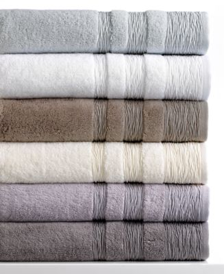 "CLOSEOUT! Kassatex Bath Towels, St. Germain Turkish 34"" x 66"" Bath Sheet"