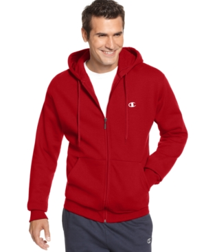 Champion Sweatshirt Eco Fleece Full Zip Hoodie