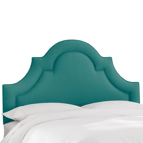 Martha Stewart Collection Whim Collection Salena King Arched Headboard