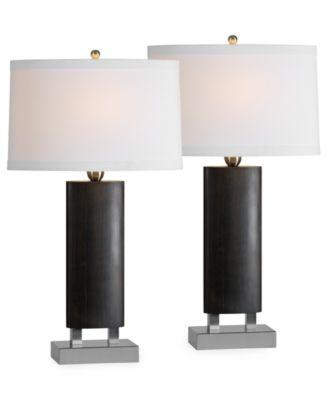 Ren-Wil Set of 2 Tilney Table Lamps