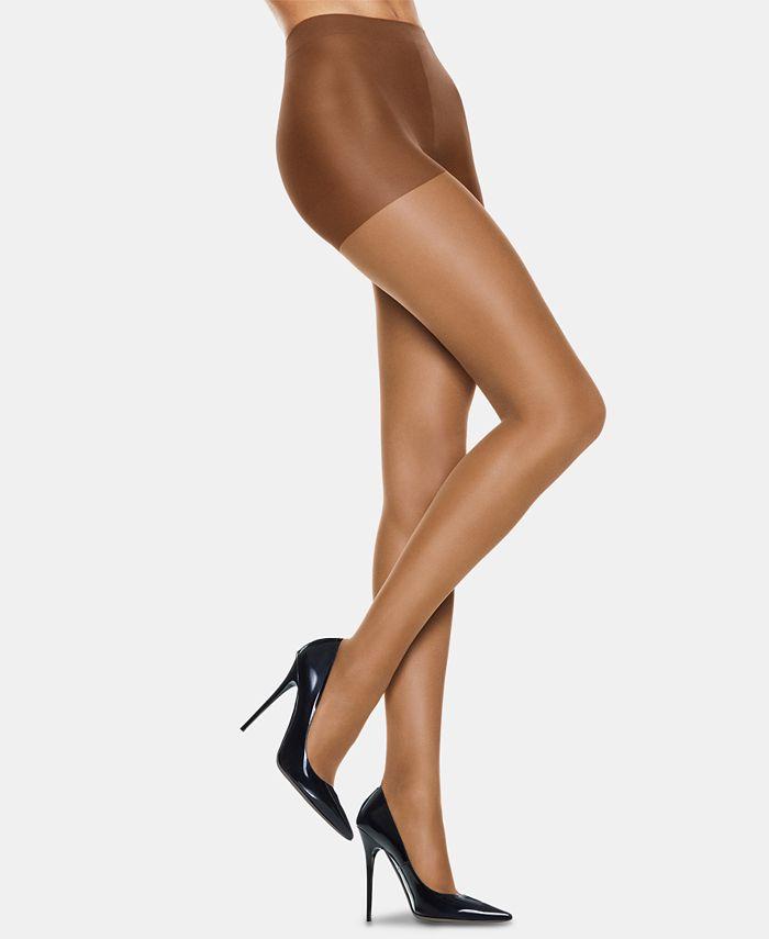 Hanes - 6-Pk. Silk Reflections Sandalfoot Silky Sheer Pantyhose