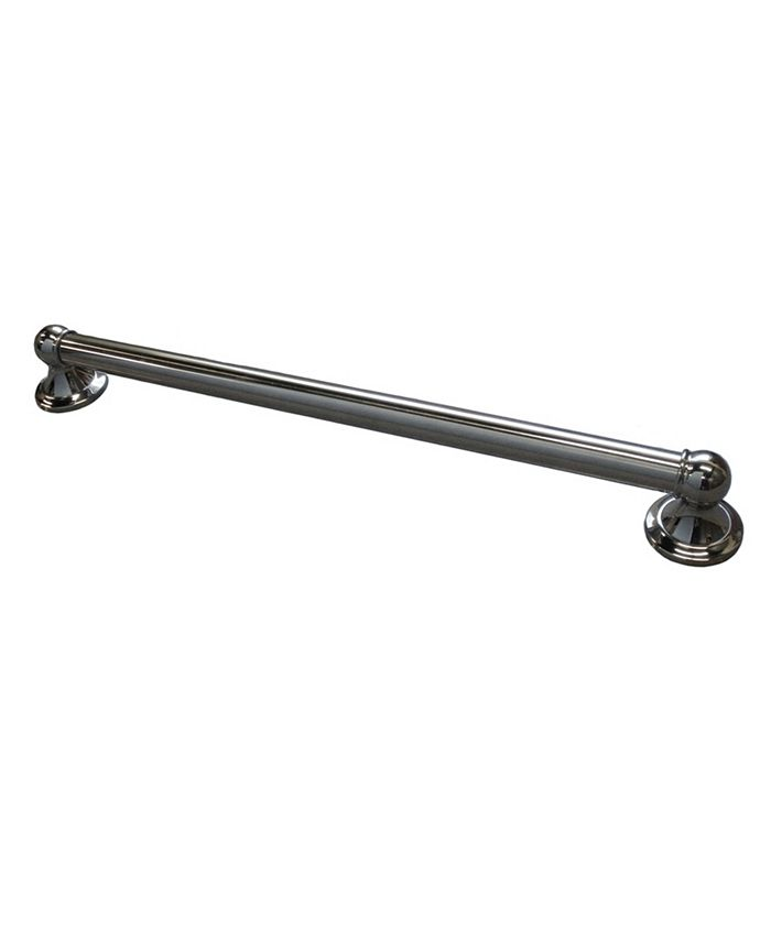 Arista Bath Products - 2420 Chrome Deco Grab Bar