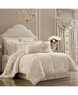 J Queen Milano Sand California King Comforter Set
