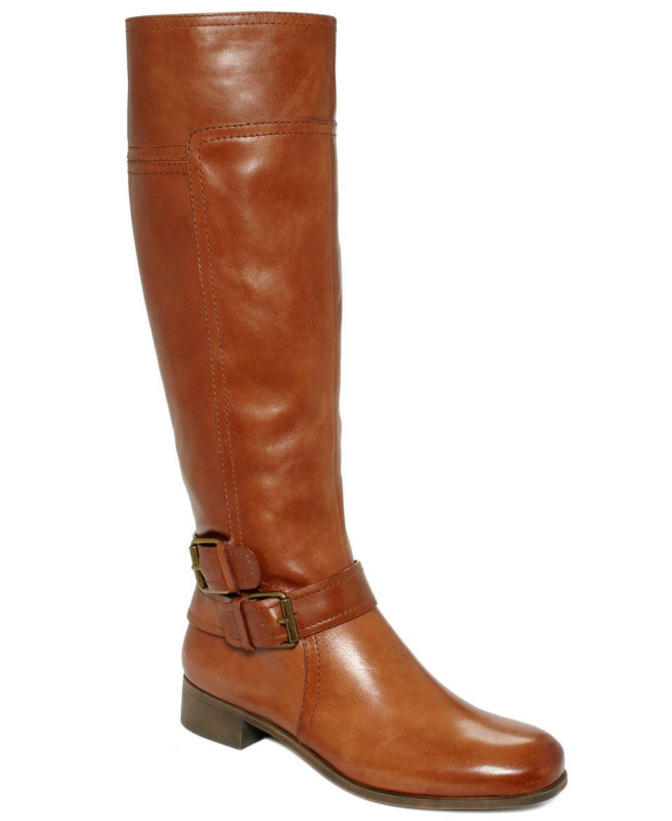 75a810d4737 Nine West Shiza Tall Wide Calf Boots Shoes on PopScreen