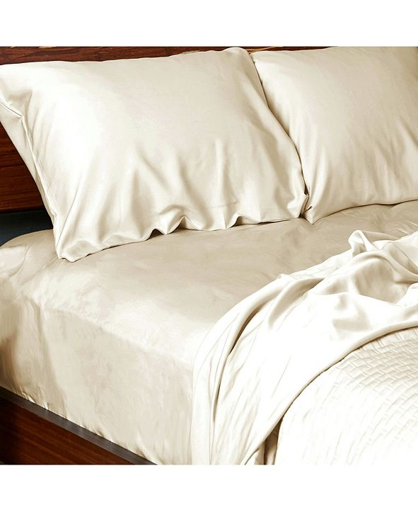BedVoyage Viscose from Bamboo Maternity Sheet Set - For Before and After Pregnancy