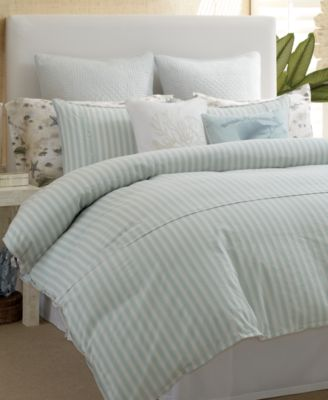 CLOSEOUT! Tommy Bahama Home Surfside Stripe European Sham