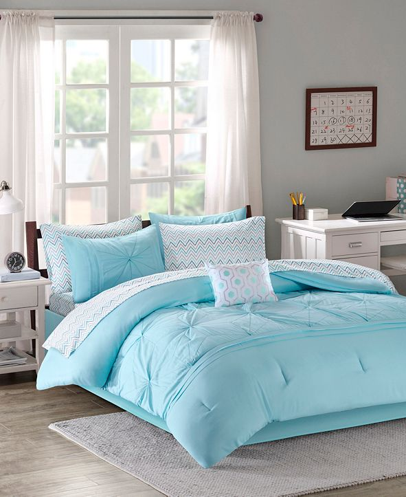 Intelligent Design Toren 7-Pc. Twin Comforter Set