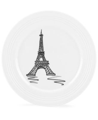 Lenox Dinnerware, Tin Can Alley Paris Accent Plate