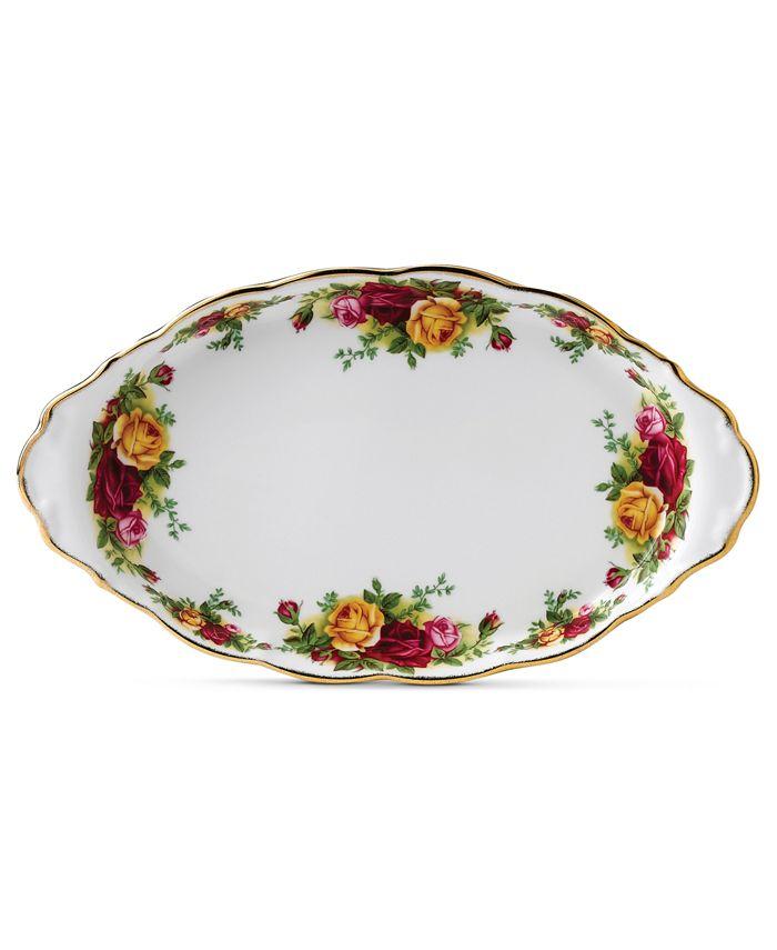 Royal Albert - Old Country Roses Regal Tray
