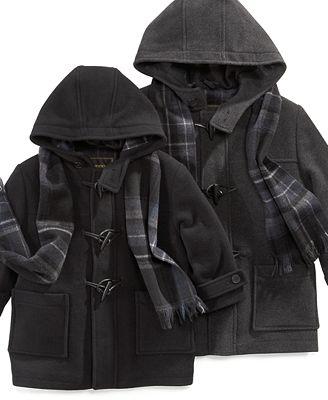 S. Rothschild Toggle Boys Jacket