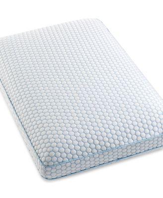 SensorGel Gel Memory Foam Gusset Standard Pillow