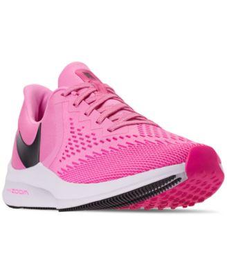 Nike Women's Air Zoom Winflo 6 Running