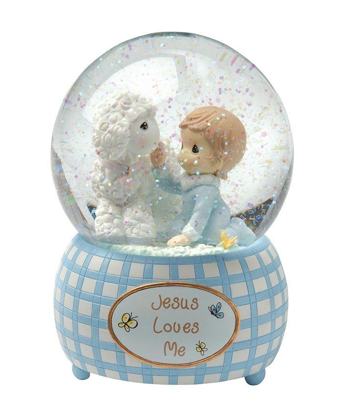 Precious Moments - in Snow Globe 102404