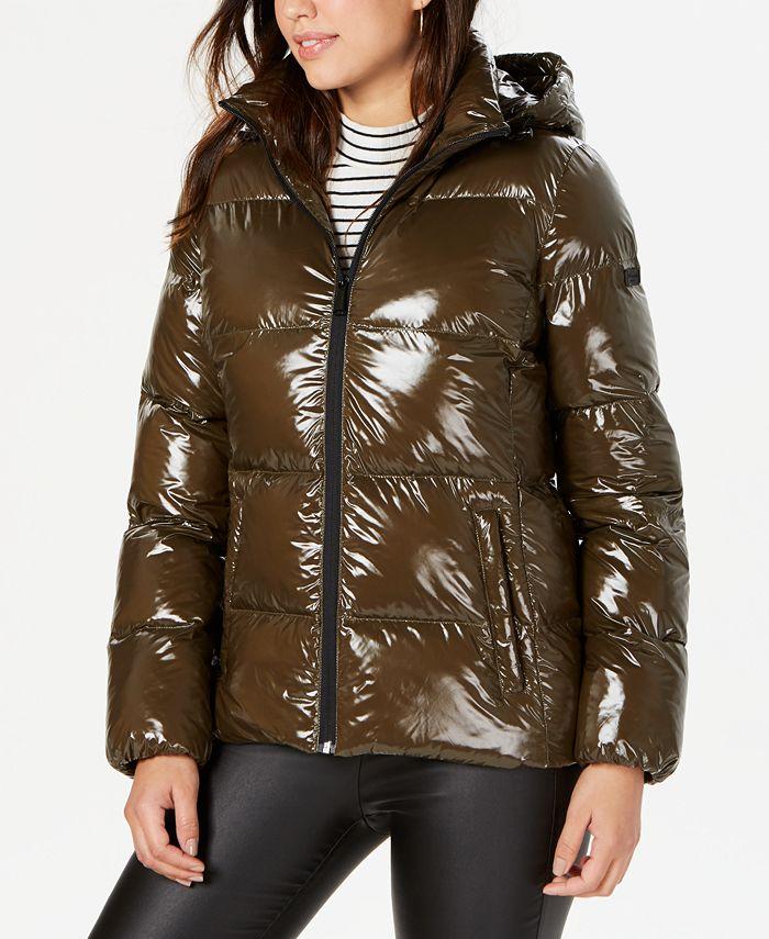 BCBGeneration - Hooded Puffer Coat