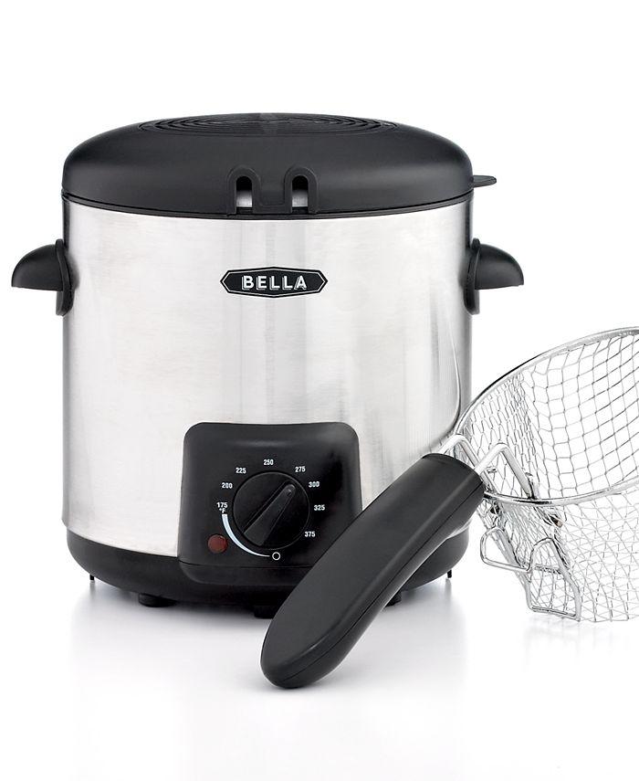 Bella - 13769 Deep Fryer, .9L