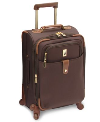"""CLOSEOUT! London Fog Chelsea Lites 360° 21"""" Spinner Suitcase"""