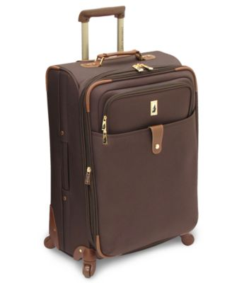 """CLOSEOUT! London Fog Chelsea Lites 360° 25"""" Spinner Suitcase"""