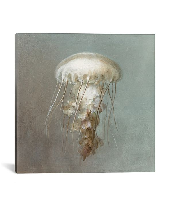 """iCanvas Treasures from The Sea Vi by Danhui Nai Gallery-Wrapped Canvas Print - 26"""" x 26"""" x 0.75"""""""