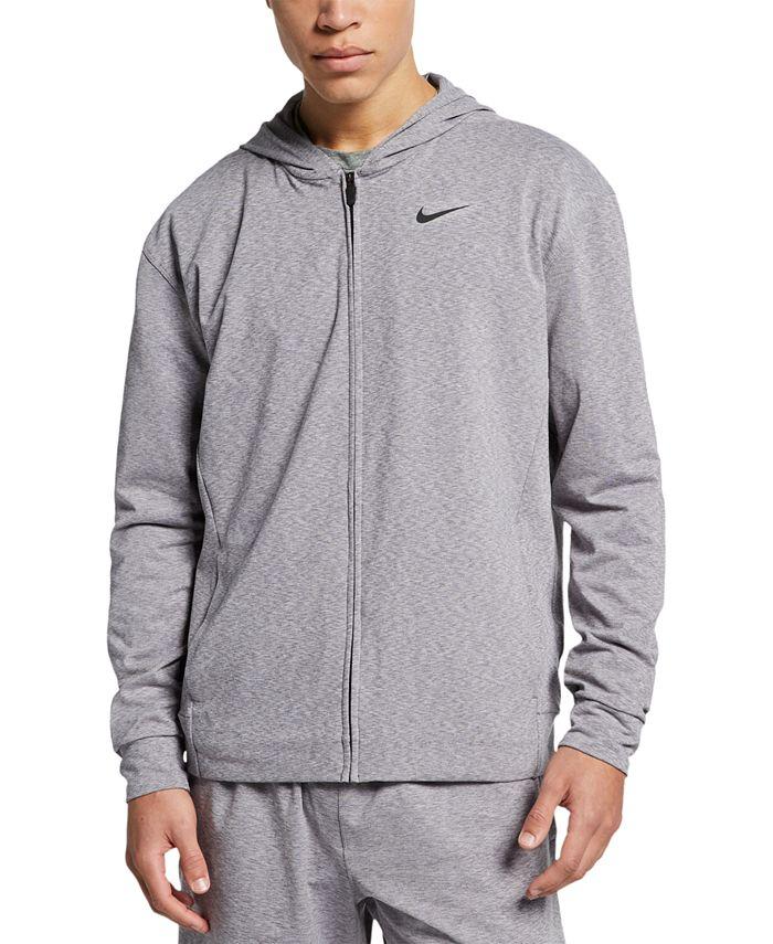 Nike - Men's Dri-FIT Zip Hoodie