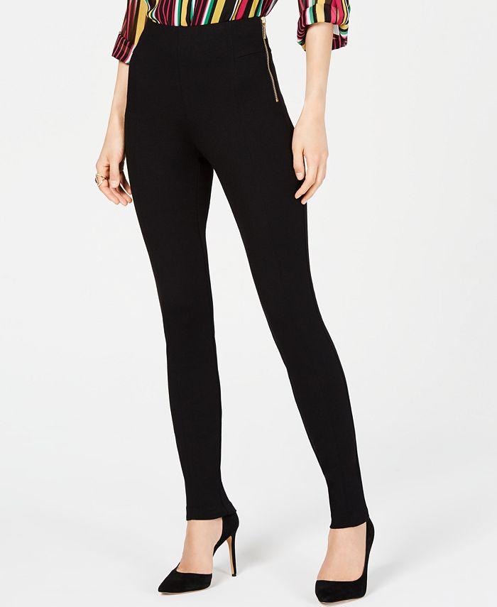 INC International Concepts - High-Waist Skinny Pants