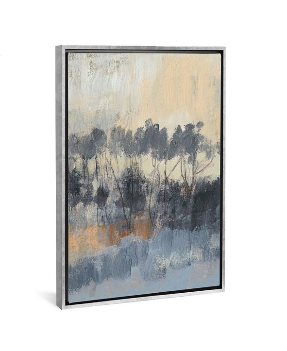 "iCanvas Paynes Treeline I by Jennifer Goldberger Gallery-Wrapped Canvas Print - 40"" x 26"" x 0.75"""