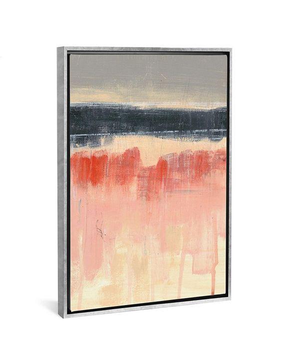 "iCanvas Paynes Horizon I by Jennifer Goldberger Gallery-Wrapped Canvas Print - 26"" x 18"" x 0.75"""