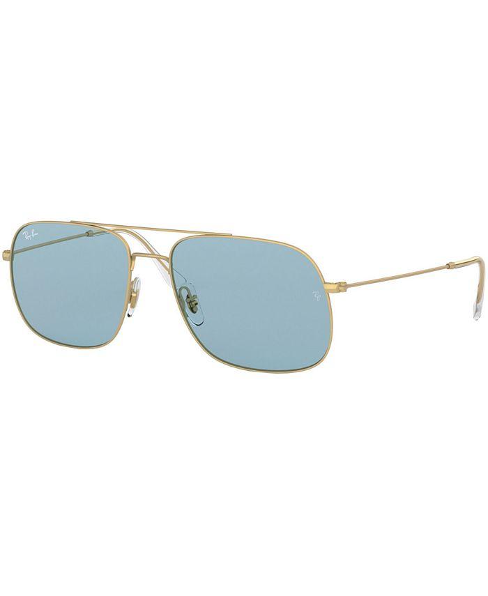 Ray-Ban - ANDREA Sunglasses, RB3595 59