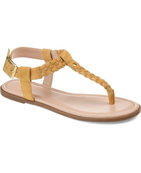Journee Collection Women's Genevive Sandals