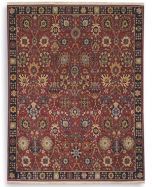 "Karastan Area Rug, English Manor Cambridge 2' 6"" x 12' Runner Rug"