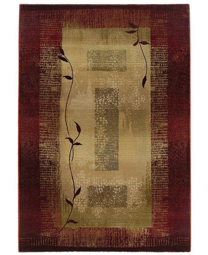 "Oriental Weavers - by  ""Generations"" Shadow Vine 544X Area Rug, 2' 3"" x 4' 5"""