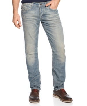 Buffalo David Bitton Jeans, Ash New Spirit Skinny Fit Jeans