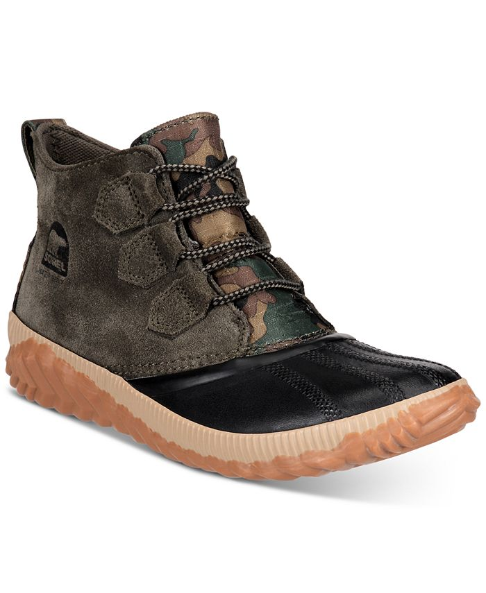 Sorel - Women's Out N About Plus Booties