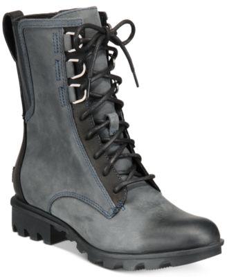 Sorel Women's Phoenix Lace-Up Boots