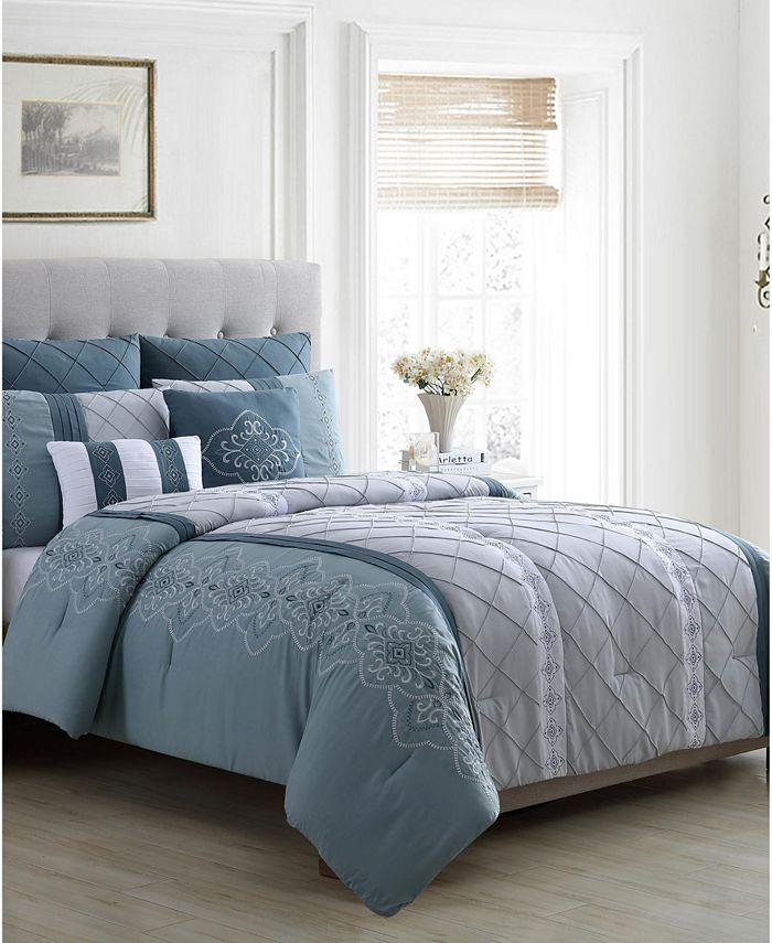 VCNY Home - Carmie 7-Pc. Comforter Sets