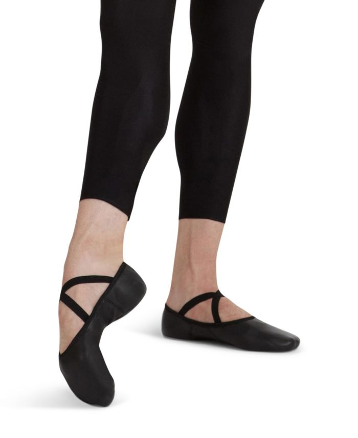 Capezio Men's Leather Romeo Ballet Shoe & Reviews - All Men's Shoes - Men - Macy's