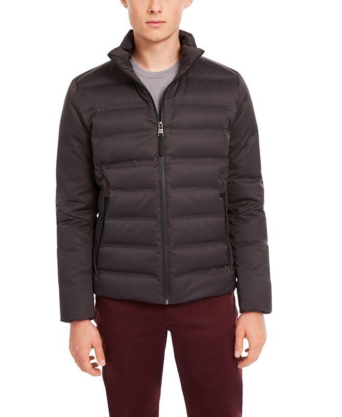 Calvin Klein - Men's Slim-Fit Seamless Down Puffer Jacket