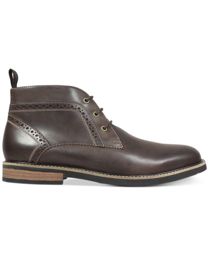 Nunn Bush Men's Ozark Plain Chukka Boots & Reviews - All Men's Shoes - Men - Macy's