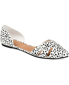 Journee Collection Women's Brandee Flats
