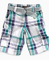Epic Threads Kids Shorts, Little Boys Galway Plaid Shorts