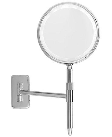 danielle d130 vanity mirror lighted chrome wall mount bathroom accessories. Black Bedroom Furniture Sets. Home Design Ideas