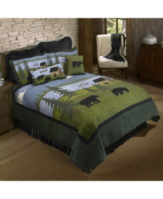 Bear River Cotton Quilt Collection, Accessories