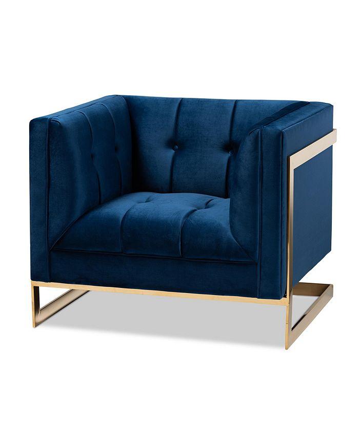 Furniture - Ambra Arm Chair, Quick Ship