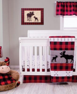 Moose Musical Crib Mobile