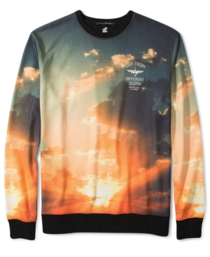 Rocawear Sweatshirt Sunset Crew Sweatshirt
