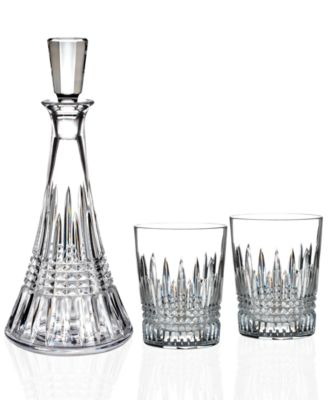 Waterford Barware, Lismore Diamond 3-Piece Set