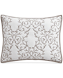 CLOSEOUT! Cotton Chateau Standard Sham, Created for Macy's